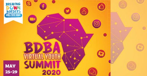 The Breaking Down Borders Africa (BDBA) Virtual Youth Summit 2020