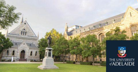 Adelaide Scholarship International (ASI) 2020 for Postgraduate Research in Australia