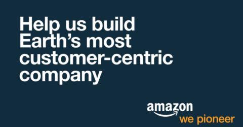 Amazon is Recruiting Database Engineer