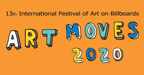 The Art Moves 2020 International Billboard Art Competition