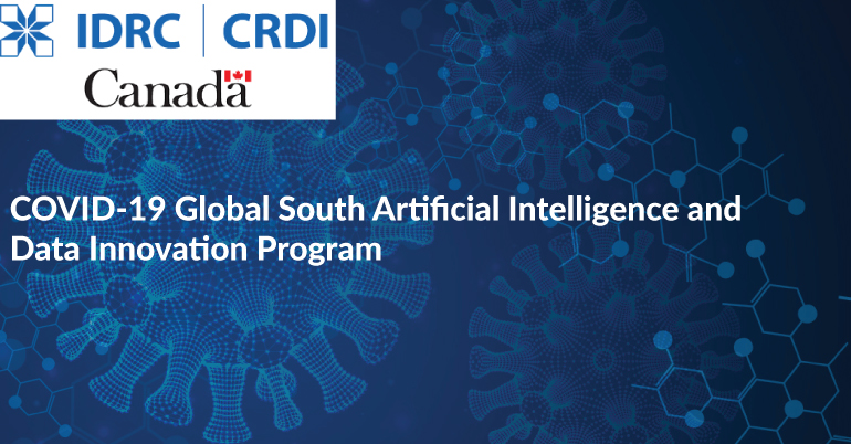 COVID-19 Global South Artificial Intelligence and Data Innovation Program