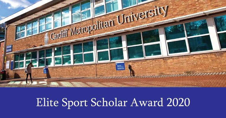 Elite Sport Scholar Award 2020