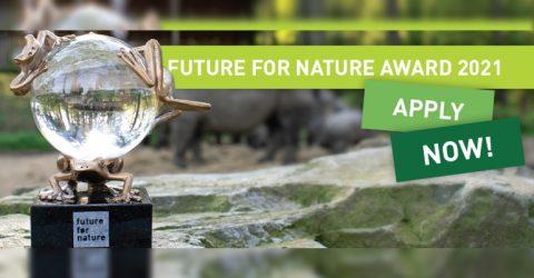 Future for Nature Awards 2021 (€50,000 grant)