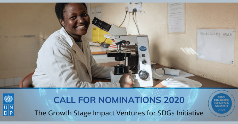 Growth Stage Impact Ventures for SDGs