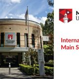 International HDR Main Scholarship