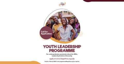 LEAP Africa: Youth Leadership Programme (YLP) 2020