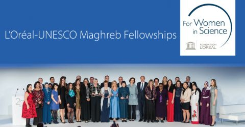2020 L'Oréal-UNESCO Maghreb Fellowships for Women in Science
