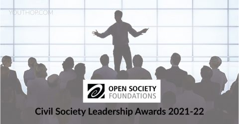 Open Society Foundation's Civil Society Leadership Awards 2021-22