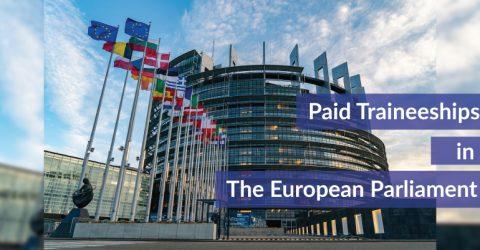 Schuman Traineeships in the European Parliament 2020