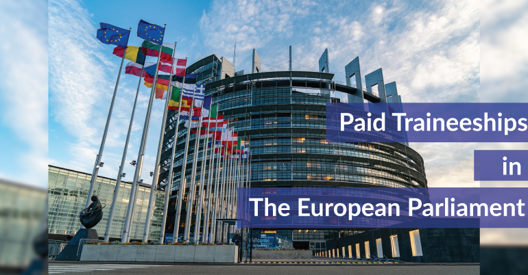 Schuman Traineeships in the European Parliament 2020