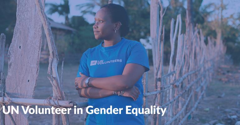UN Volunteer in Gender Equality