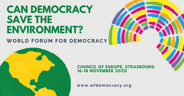 World Forum for Democracy 2020