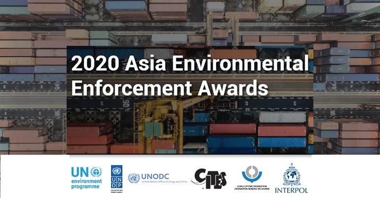 2020 Asia Environmental Enforcement Awards