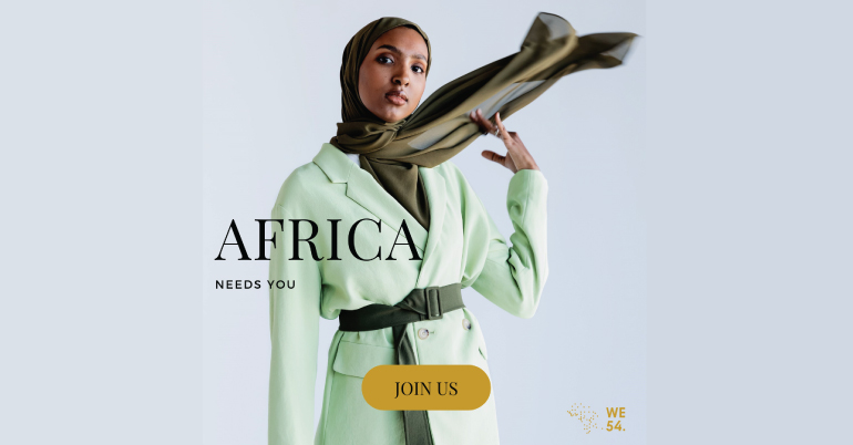 Become a WE54 Young African Leader
