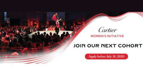 Cartier Women's Initiative Regional & Science & Technology Pioneer Awards 2021