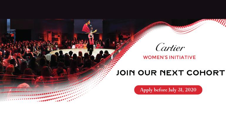 Cartier Women's Initiative Award
