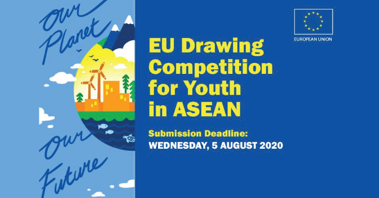 EU Drawing Competition 2020 for Youth in ASEAN