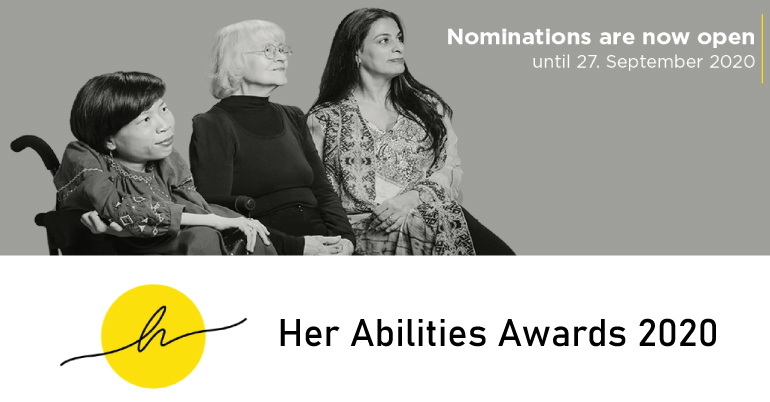 Her Abilities Awards 2020