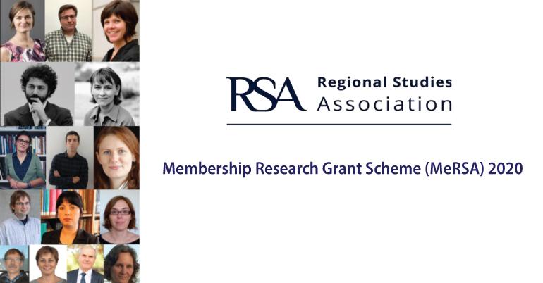 Membership Research Grant Scheme (MeRSA) 2020