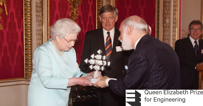 Queen Elizabeth Prize for Engineering 2021