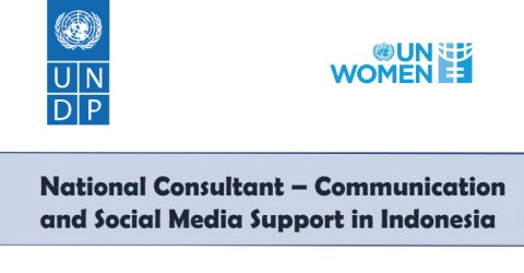 UN Women National Consultant – Communication and Social Media Support in Indonesia
