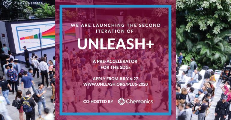 UNLEASH+ 2020 : Pre-acceleration Program