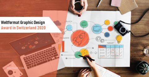 Weltformat Graphic Design Award in Switzerland 2020 (Win 1500 CHF)