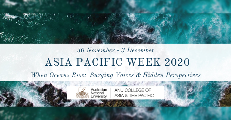 ANU Asia Pacific Week 2020