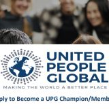 Apply to Become a UPG Champion/Member!