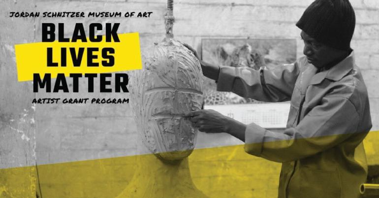 Black Lives Matter Artist Grant Program