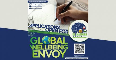 Global Wellbeing Envoy 2020: Call for Applications