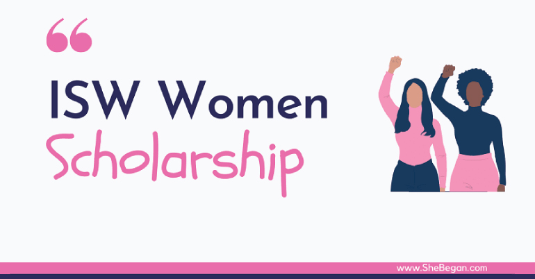 International Scholarship for Women