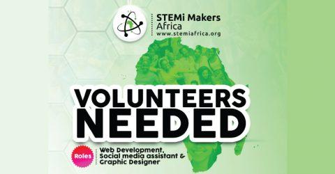 STEMi Makers Africa: Call for Volunteers