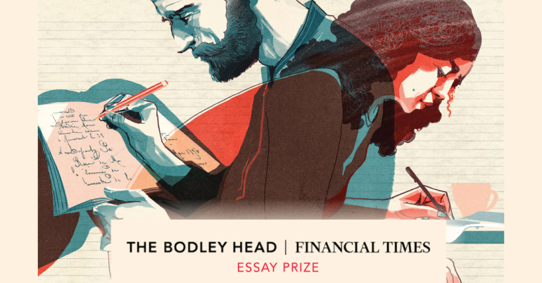 The Bodley Head/FT Essay Prize Competition 2020