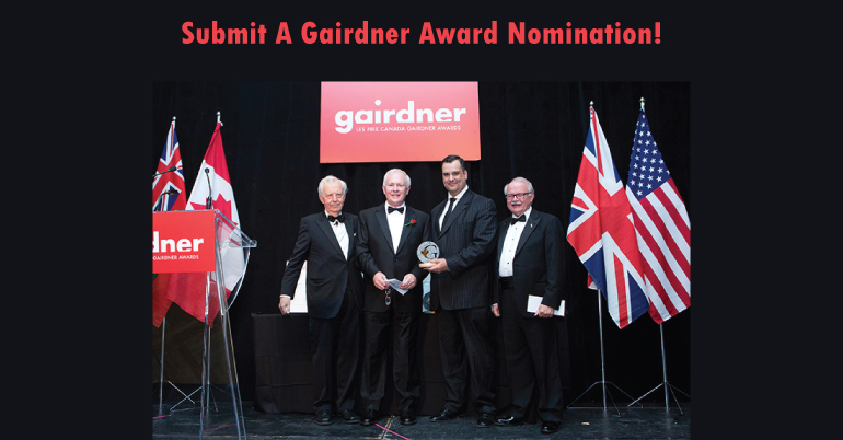 The Canada Gairdner Awards 2021