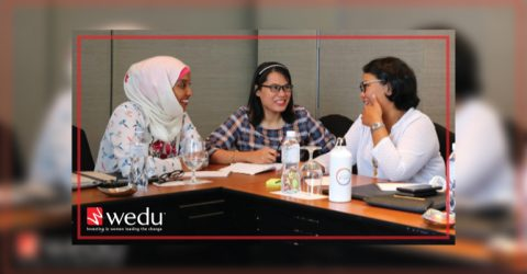 Become a Wedu Rising Star – Leadership Development Opportunity for Women of Asian Nationalities