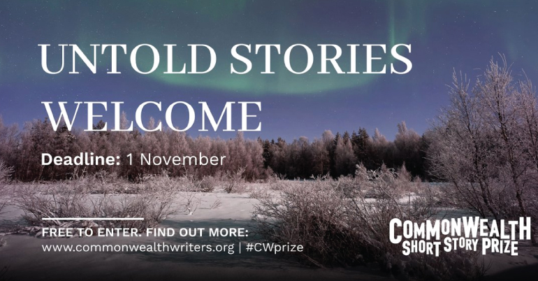 2021 Commonwealth Short Story Prize