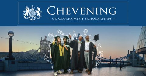 British Chevening Scholarship for International Student 2021/2022 in UK
