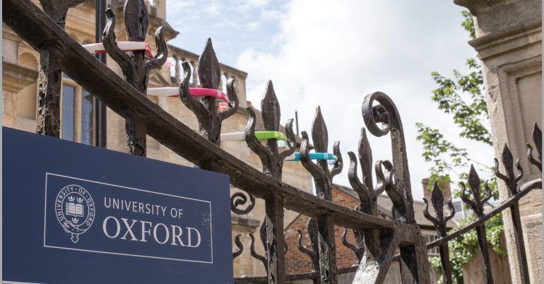 Reach Oxford Scholarships 2021
