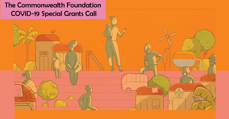 The Commonwealth Foundation's COVID-19 special grants call