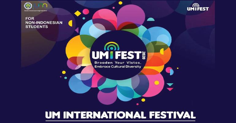 UM International Festival (iFest) 2020