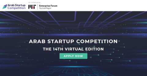 MIT Enterprise Forum Arab Startup Competition (Prizes Up to USD50,000)