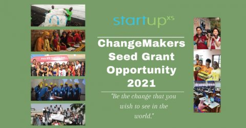 ChangeMakers Seed Grant Opportunity 2021