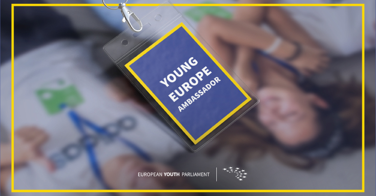 European Youth Parliament is Seeking Young Europe Ambassadors
