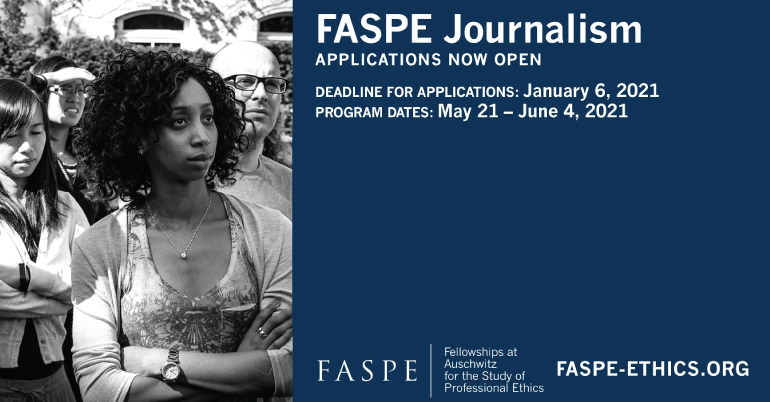 FASPE Journalism Program 2021
