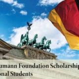 Friedrich Naumann Foundation Scholarships