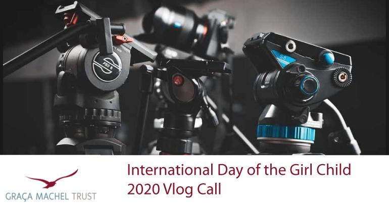 International Day of the Girl Child 2020 Vlog Call