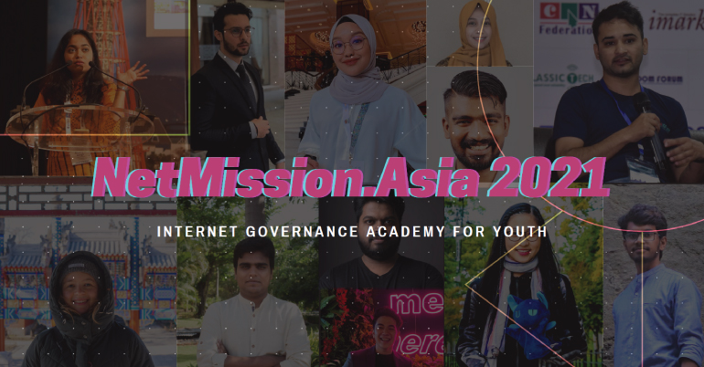 NetMission.Asia 2021 Recruitment