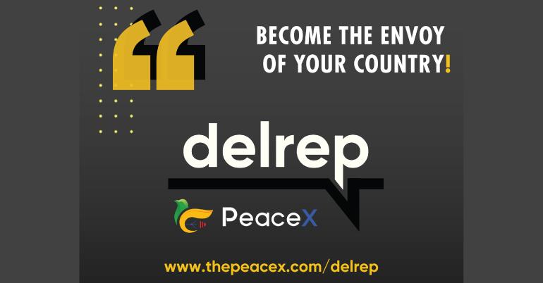 PeaceX Delegate Res Publica