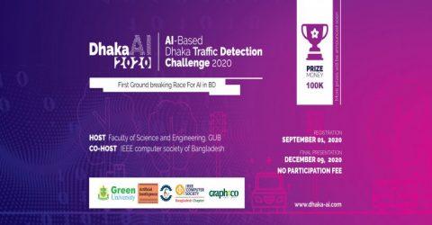 International AI-Based Dhaka Traffic Detection Challenge 2020 (DhakaAI-2020)